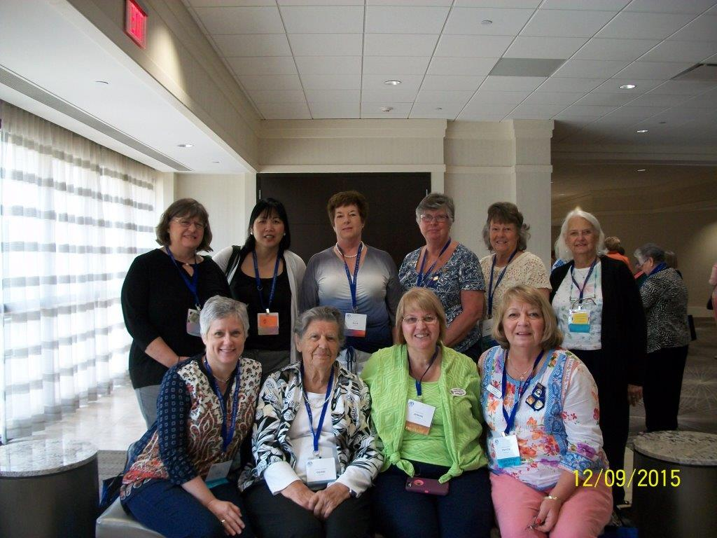 NCCW Convention in Orlando in September